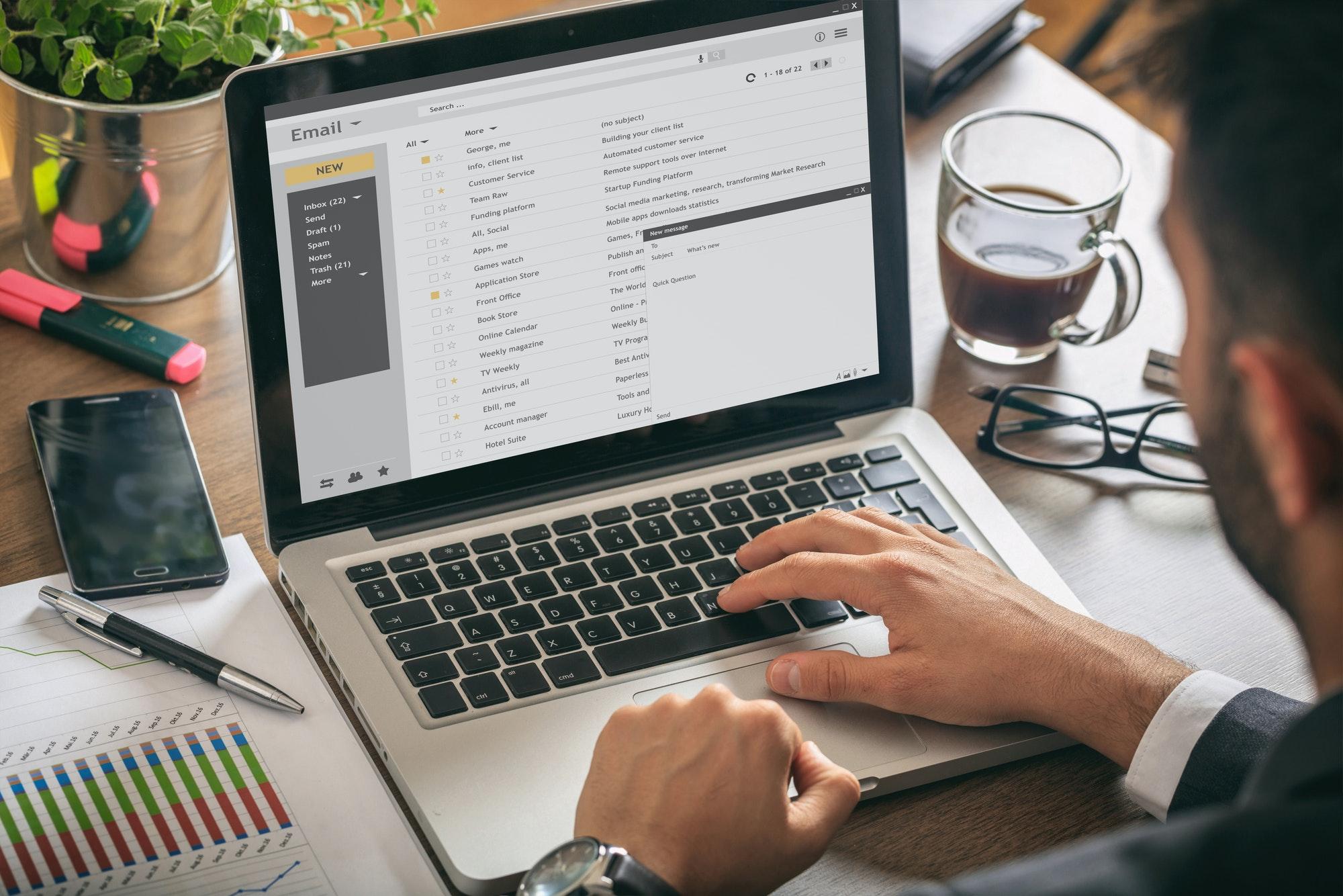 Kako pravilno izvajamo email marketing?